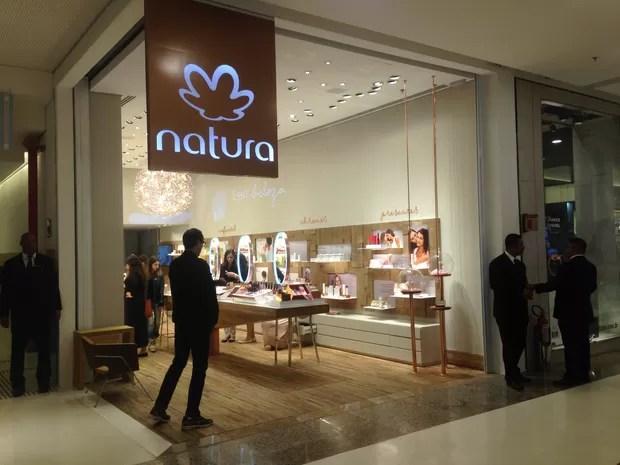 Resultado de imagem para natura loja