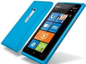 Nokia Lumia 900 (Foto: Divulgação)
