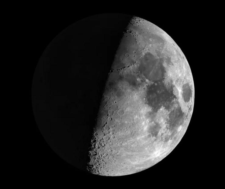 Agência espacial pretende mandar novamente homem à Lua — Foto: NASA