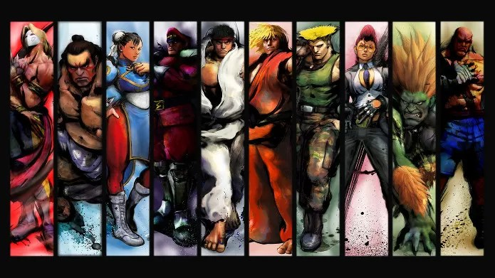 Street Fighter (Foto: Divulgação)