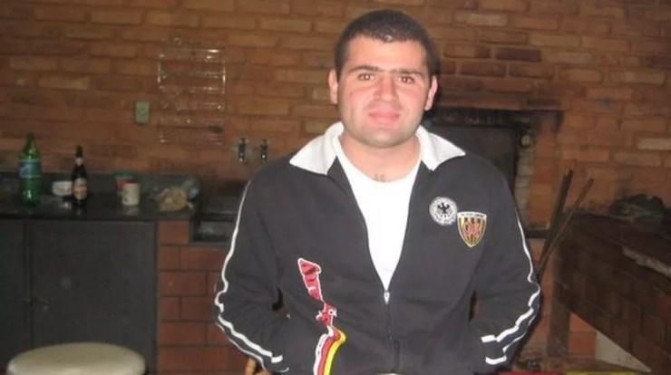 Segundo a família, Eduardo chegou andando na tarde desta terça-feira — Foto: Reprodução Facebook