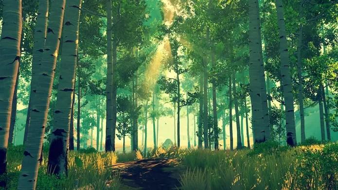 Firewatch: confira a análise do jogo de aventura com foco em narrativa e exploração (Divulgação/Campo Santo)
