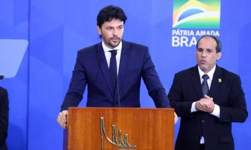 Fabio Faria manda recado ao embaixador da China | Lauro Jardim - O Globo