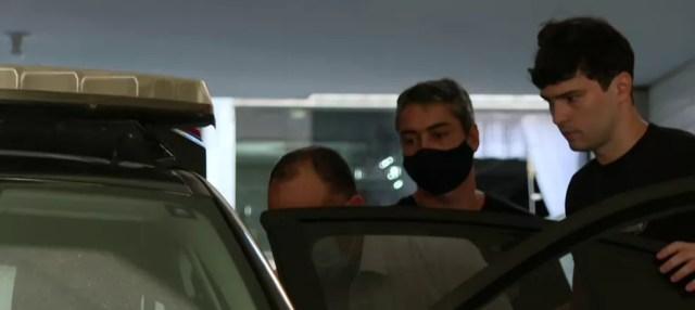 Pastor Everaldo foi preso na manhã desta sexta-feira (28) pela Polícia Federal — Foto: Reprodução/ TV Globo
