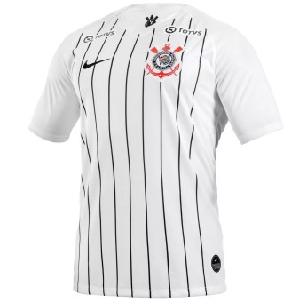 Camisa do Corinthians com a marca da TOTVS — Foto: Divulgação