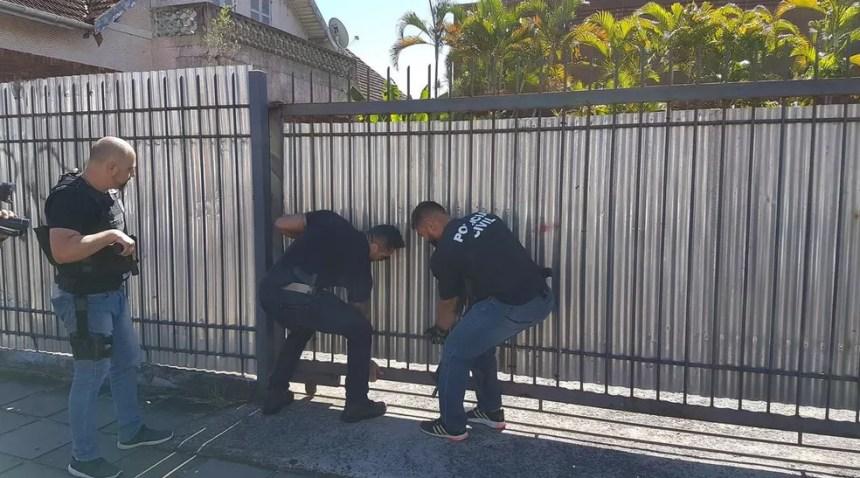 Polícia investiga crime de lavagem de dinheiro (Foto: Polícia Civil/Divulgação)