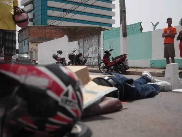 Augusto Carneiro Gomes morreu ao bater em poste de iluminação pública (Foto: Flora Dolores / O Estado)