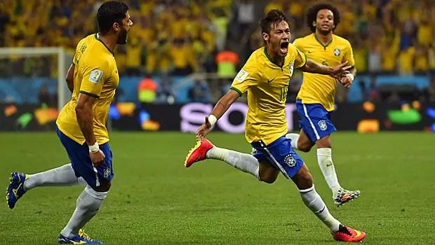 Neymar, abertura, croácia