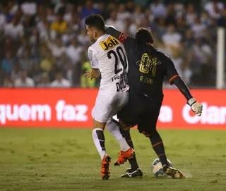 Rogério Ceni Lucas Lima Santos São Paulo (Foto: Marcos Bezerra/Futura Press/Estadão Conteúdo)