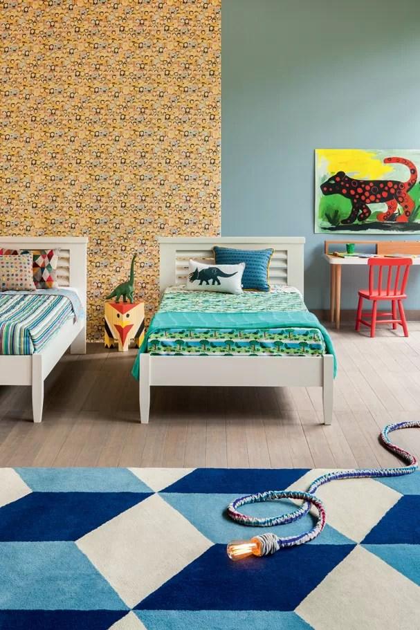 20 quartos para crianas e adolescentes  Casa Vogue