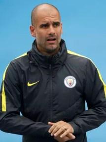 Guardiola técnico Manchester City (Foto: Reuters)