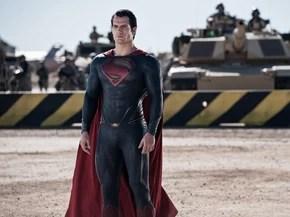 G1 Ja Viu O Homem De Aco Exagera Em Detalhes Sobre Novo Superman Cinema G1