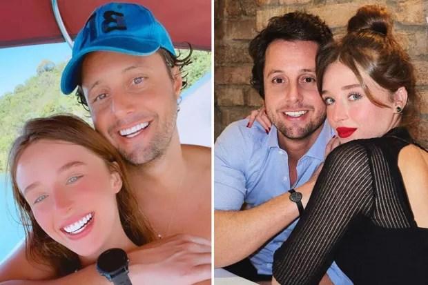Após flagra aos beijos, Duda Reis e Bruno Rudge assumem namoro publicamente  - Quem   QUEM News