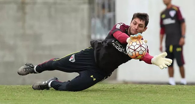 Denis São Paulo (Foto: Rubens Chiri / saopaulofc.net)