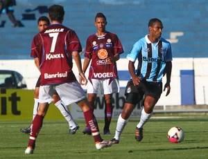 Naldo no jogo do Grêmio contra o Caxias (Foto: Lucas Uebel/Divulgação/Grêmio)