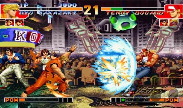 The King of Fighters '97 (Foto: Divulgação)