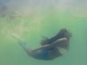 Idealizador do Projeto Sereias quer levar projeto para praias de outros estados, além do Rio de Janeiro. (Foto: Ulisses Padilha/Projeto Sereias)