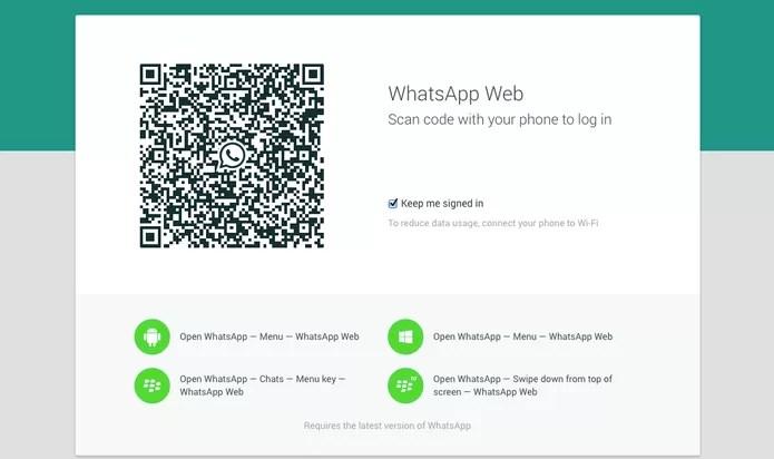 whatsapp (Foto: divulgação)