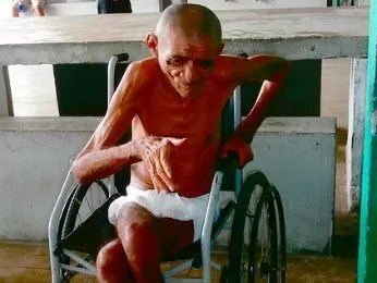 Homem que deveria ter sido solto em 1989, continua preso em hospital psiquiátrico (Foto: Juiz Paulo Irion/Aquivo pessoal) (Foto: Juiz Paulo Irion/CNJ)