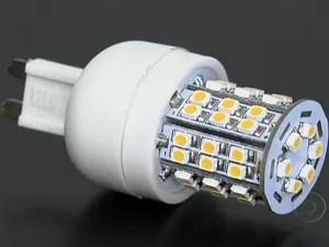 Lâmpadas de LED podem reduzir em até 80% no consumo de energia (Foto: Rede Globo)