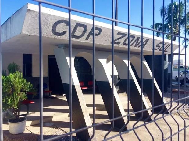 CDP de Candelária, na Zona Sul de Natal (Foto: Eduardo Rodrigues/Inter TV Cabugi)