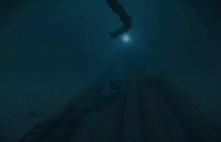 Robô Eelume parece uma cobra marítima de filme de terror — Foto: Divulgação/Eelume