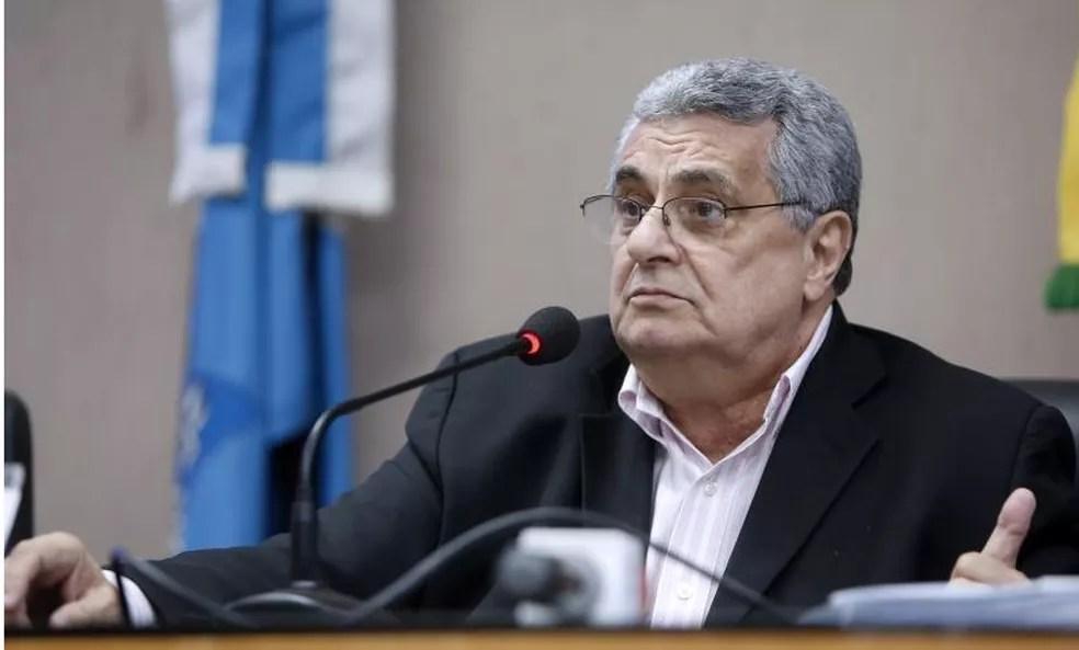 Rubens Lopes, presidente da Ferj, se reunirá virtualmente com representantes dos clubes da Série A do Carioca — Foto: Divulgação/Ferj