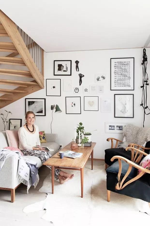 Blogueira revela os segredos da decorao em estilo