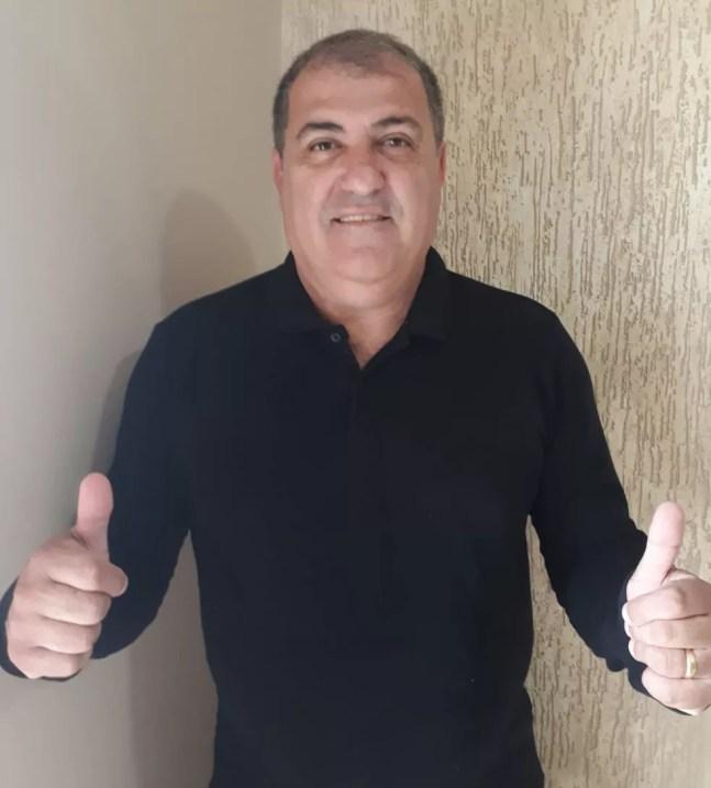 Fabinho, campeão brasileiro pelo Corinthians em 1990 — Foto: Arquivo pessoal