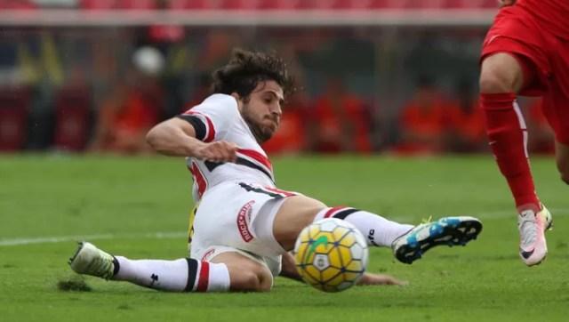 Hudson São Paulo (Foto: Rubens Chiri - site oficial do SPFC)
