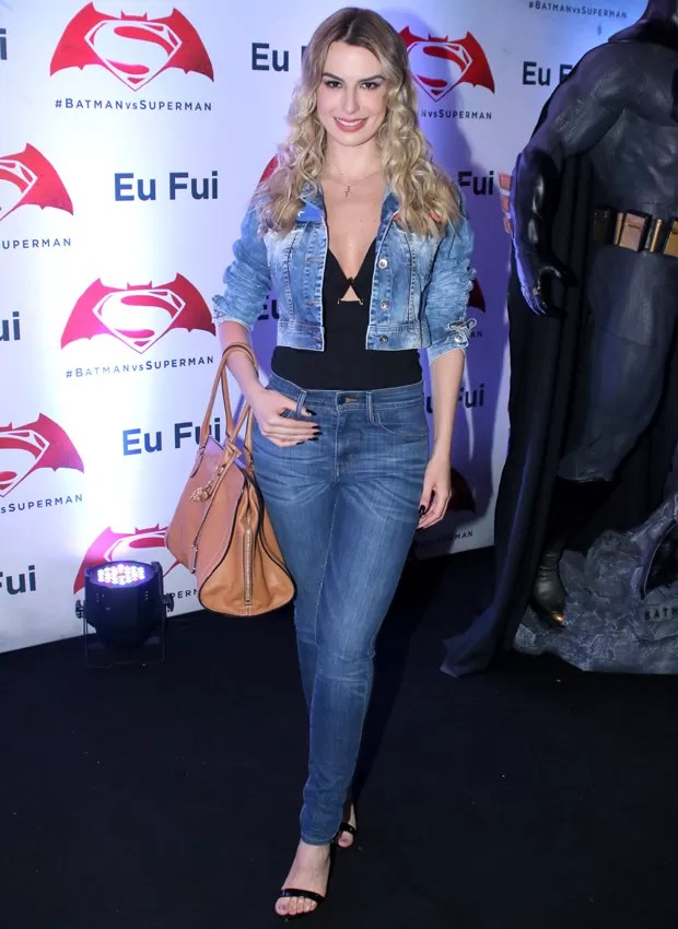 Fernanda Keulla (Foto: Thiago Duran/AgNews)