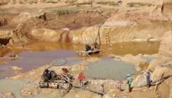 Ibama desativa garimpo ilegal de ouro próximo a reserva Kayapó, em Cumaru do Norte