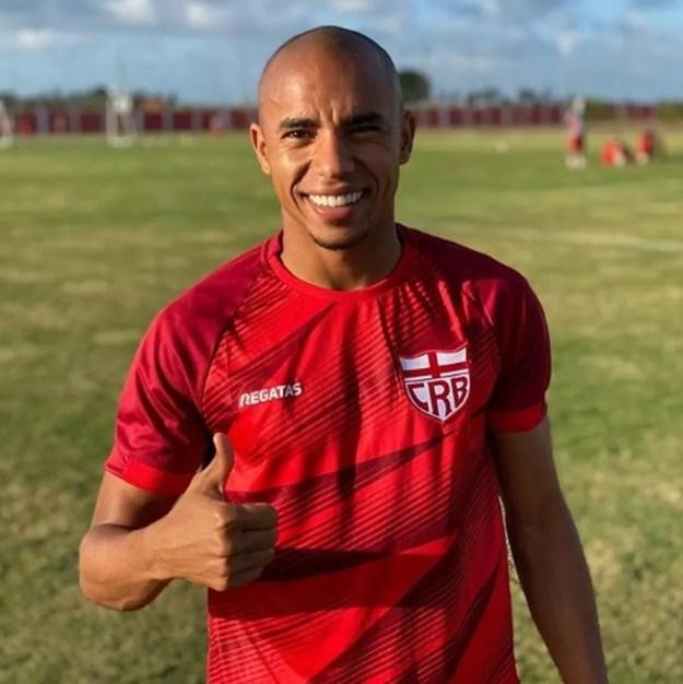 Reginaldo disse que o Fortaleza erra pouco — Foto: Divulgação/Ascom CRB