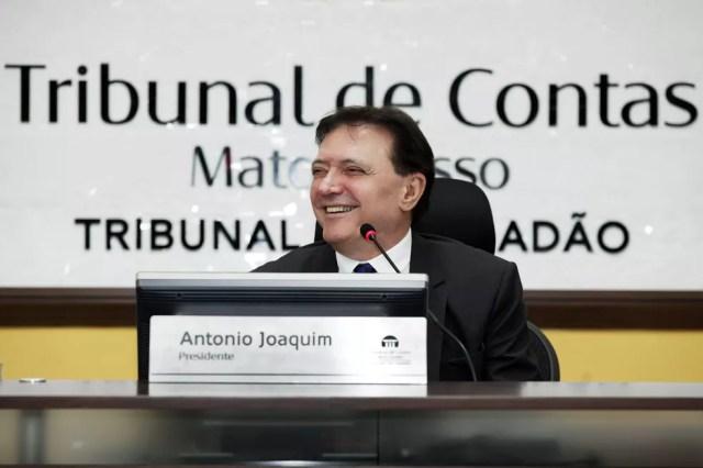 Antônio Joaquim — Foto: TCE-MT/Assessoria