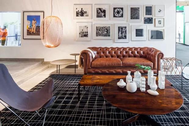O Loft da Casa Vogue na Expo Revestir  Casa Vogue  Ambientes