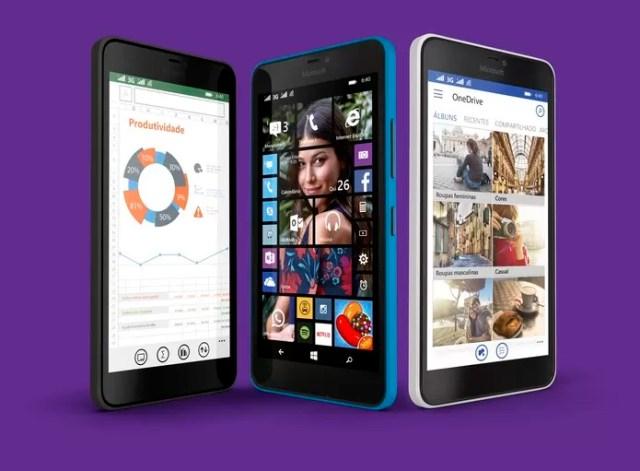 Conheça e compare os cinco melhores smartphones de até R$ 1 mil