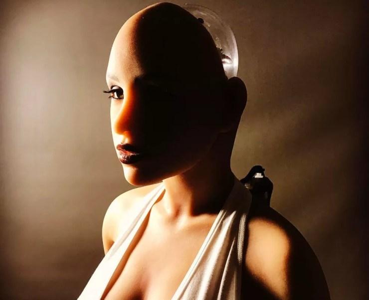 Sexbots são munidos de inteligência artificial (Foto: Divulgação/ RealBotix)
