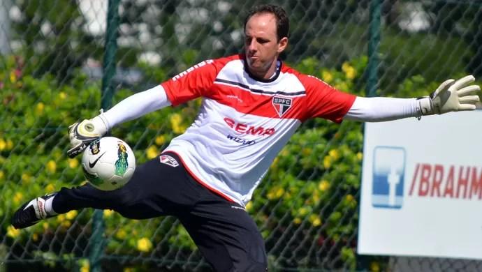 Rogerio Ceni São Paulo (Foto: Site oficial/saopaulofc.net)