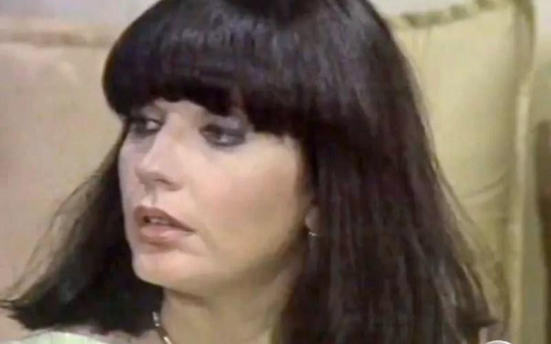 Atriz Maria Izabel de Lizandra morreu em São Paulo — Foto: TV Globo/Reprodução