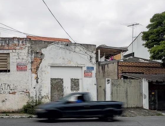 ZUMBI Endereço da Foundryman em São Paulo.Nem sinal da empresa que deve milhões ao governo (Foto:  Reprodução)