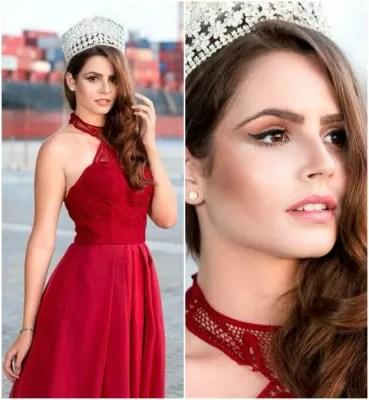 Miss Teen El Salvador 93