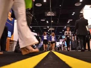 Congresso da NADA serve de termômetro da economia norte-americana (Foto: Igor Francisco/MCE Comunicação)