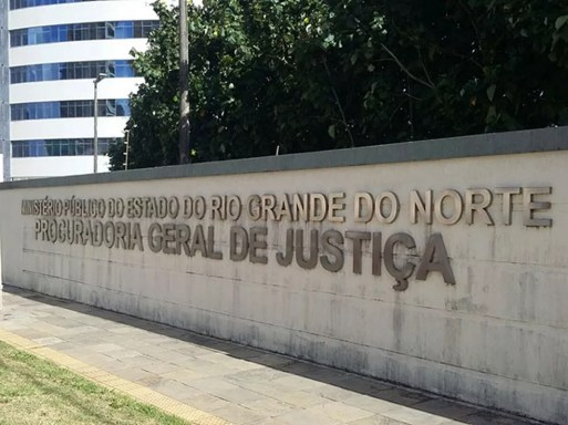 Sede do Ministério Público do Rio Grande do Norte, em Natal — Foto: Divulgação/Ministério Público do RN