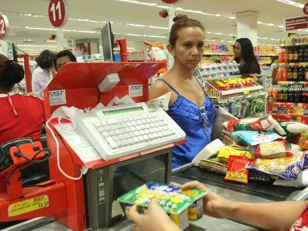 Inflação atinge alta de 2,09% na Região Metropolitana de Belém (Foto: Silvana Monteiro )