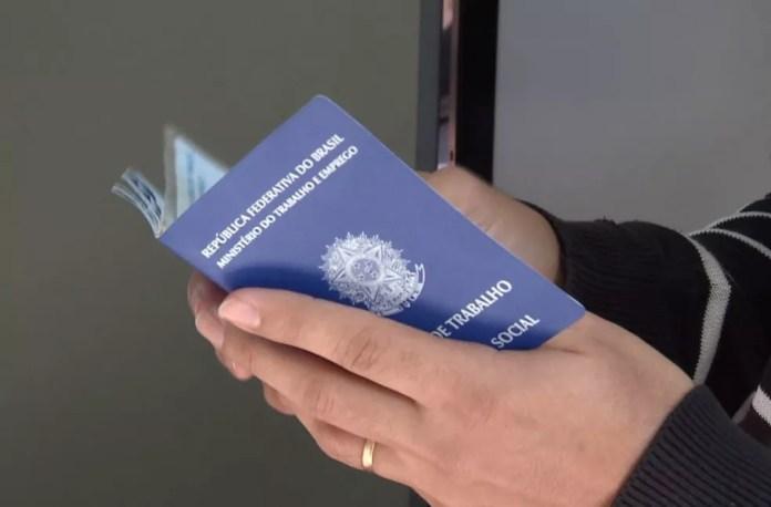 população desocupada no Acre chegou a 62 mil pessoas entre abril e junho de 2021, conforme os dados do Pnad — Foto: Reprodução/RPC