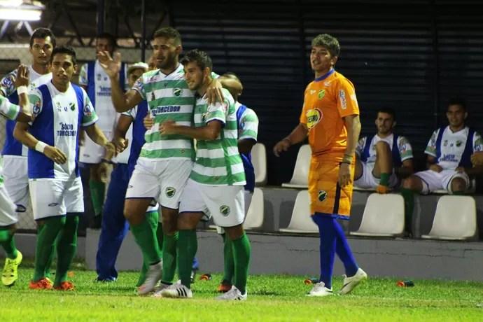 Altos x Maranhão, Série D do Brasileiro (Foto: Joana D'arc Cardoso/GloboEsporte.com)