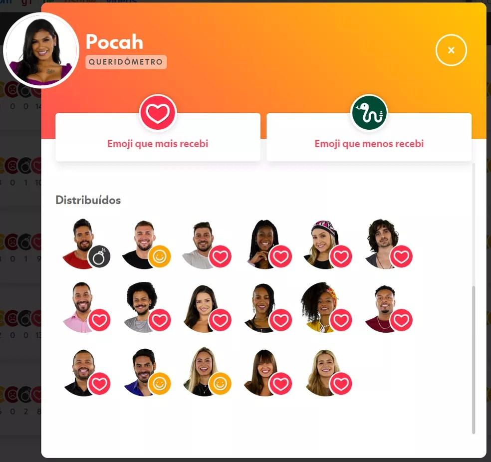 Pocah — Foto: Globo