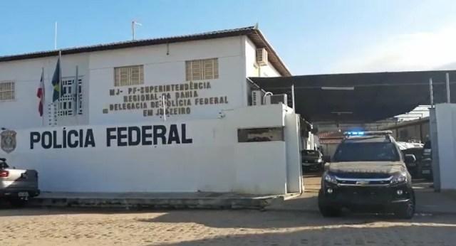 PF deflagra operação contra vazamento de dados de brasileiros — Foto: PF/Divulgação
