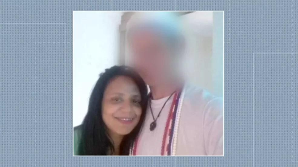 Eva Aparecida foi morta em Rio das Pedras — Foto: Reprodução/TV Globo