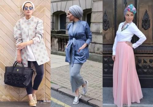 Blogueiras islâmicas estão conquistando cada vez mais seguidores nas redes sociais  (Foto: Reprodução/ Instagram)
